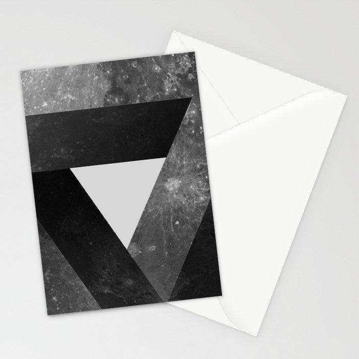 Lunar Stationery Cards