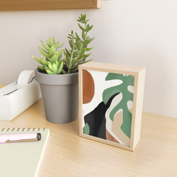 Abstract Art 37 Framed Mini Art Print