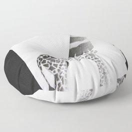 Lighthouse Giraffe Floor Pillow