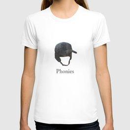 Catcher in the Rye 2016 modern album cover T-shirt