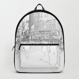 Tokyo citylife Backpack