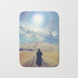 Blessed by the Moon... Bath Mat
