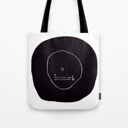 Now' s The Time Basquiat Tote Bag