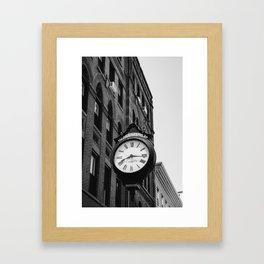 Greenpoint Brooklyn Framed Art Print