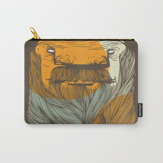The Bearded Carry-All Pouch