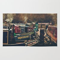 marina Area & Throw Rugs featuring Marina by Mark Bagshaw Photography
