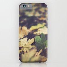 fall duet iPhone 6s Slim Case