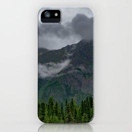 Summer Storm Clouds - Kenai_Peninsula, Alaska iPhone Case