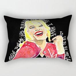 Anna Nicole Smith Rectangular Pillow