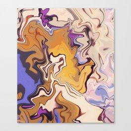 i will still call it luna Canvas Print