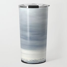 Take Me to a Lake with a View Travel Mug