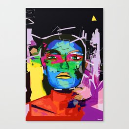 Paul(a) Canvas Print