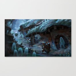 Ethereal Kingdom Canvas Print