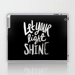 Let Your Light Shine II Laptop & iPad Skin