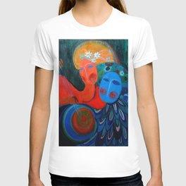 Sirin and Fevronia T-shirt