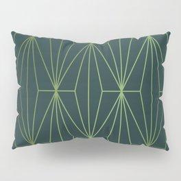 ELEGANT GREEN GABLES PATTERN Pillow Sham