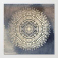 DESERT SUN MANDALA Canvas Print