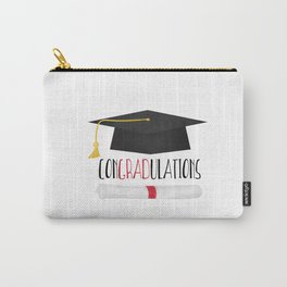 ConGRADulations Carry-All Pouch