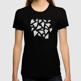 Paper Airplanes Blush T-shirt