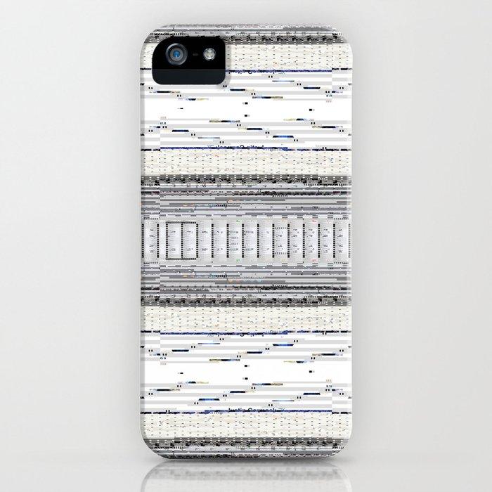 E_nois iPhone Case