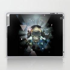 Pyramid skulls Laptop & iPad Skin