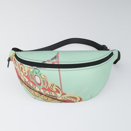 Union Jacks Fanny Pack