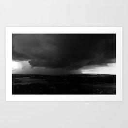 Cloudbank - 7 Art Print
