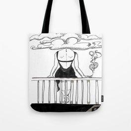 Hopeless Romantic Tote Bag
