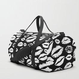 Lips BW Duffle Bag