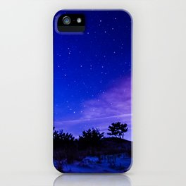 Night Sky at the Cape iPhone Case