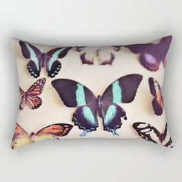Butterfly Collection Rectangular Pillow