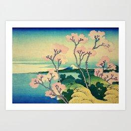 Kakansin, the Peaceful land Art Print