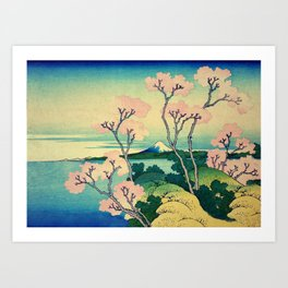 Kakansin, the Peaceful land Art Print