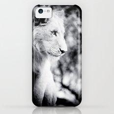 Seated Lion Slim Case iPhone 5c