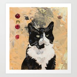 Ted 1 Art Print