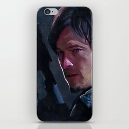 Daryl Dixon Night Watch - The Walking Dead iPhone Skin