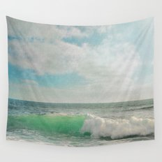 The Painted Sea Wall Tapestry