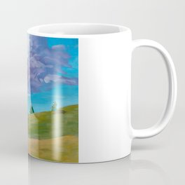 Early Autumn Open Air Landscape Coffee Mug