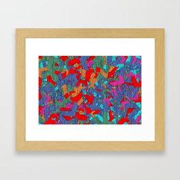 Creation 2013-08-19 Framed Art Print