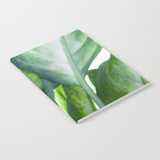 tropic abstract  Notebook