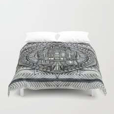 Aztec r2d2 Droid iPhone 4 4s 5 5c 6, pillow case, mugs and tshirt Duvet Cover