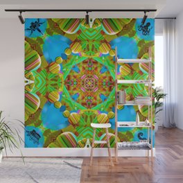 sea of tranquility Wall Mural