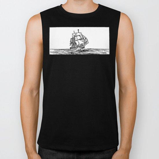 Battleship Biker Tank