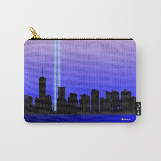 New York New York - Remembering Carry-All Pouch