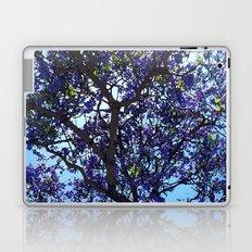 Jacaranda in Spring Laptop & iPad Skin