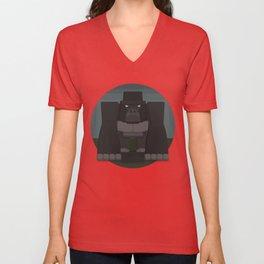 Angry Gorilla Unisex V-Neck