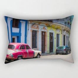 Colors of the Rainbow Rectangular Pillow