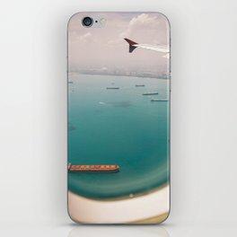 Shipping Paradise iPhone Skin