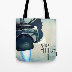 Back to the future II Tote Bag