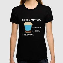 Barista Coffee Maker Addict Brewer T-shirt